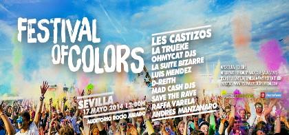Festival of Colors Sevilla 2014 - festivalofcolorsoficial.com