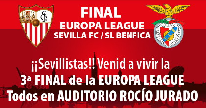 Final Europa League 2014 Sevilla FC SL Benfica