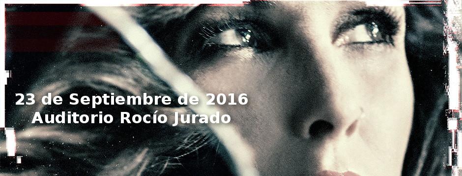 Malú, Tour Caos. Viernes 23 de Septiembre de 2016. Auditorio Rocío Jurado.