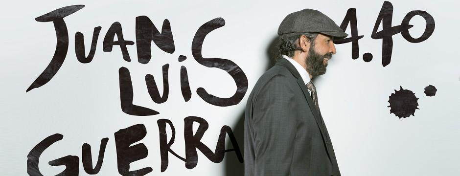 Juan Luis Guerra y 4.40. Todo tiene su hora Tour. Miércoles 12 de Julio de 2017. Auditorio Rocío Jurado.