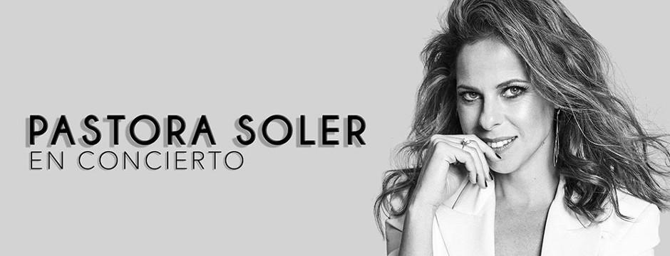 Pastora Soler en Concierto. Sábado 9 de Junio de 2018. Auditorio Rocío Jurado.