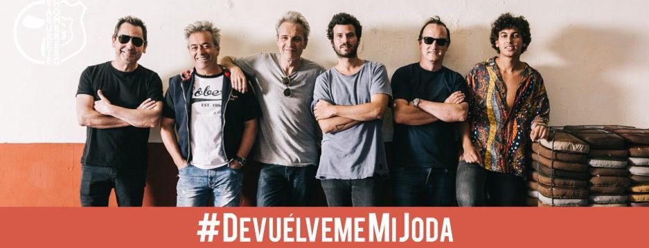 Hombres G y Taburete: Devuélveme mi Joda. Sábado 30 de Septiembre de 2017. Auditorio Rocío Jurado.