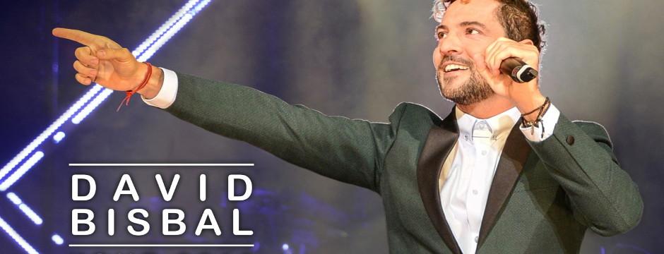 David Bisbal, Tour 2018. Viernes 29 de Junio de 2018. Auditorio Rocío Jurado.