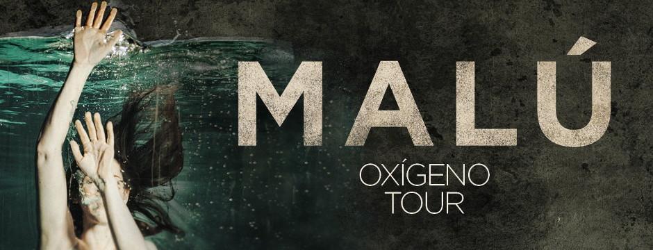 Malú Oxígeno Tour, Sábado 22 de Junio de 2019. Auditorio Rocío Jurado.