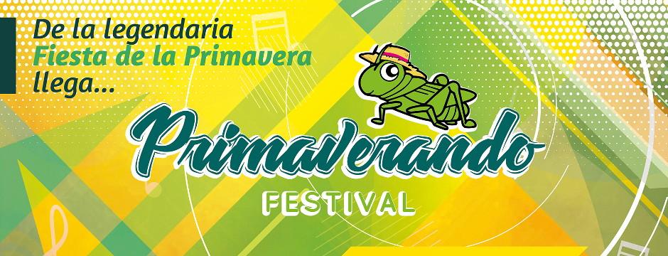 Primaverando Festival 2019. Viernes 22 de Marzo de 2019. Auditorio Rocío Jurado.