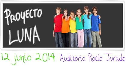 Proyecto Luna 2014 Audotorio Rocío Jurado Sevilla