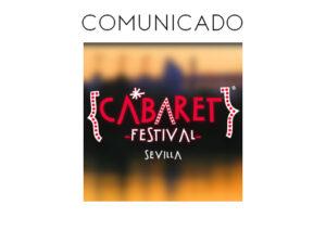 Comunicado Cabaret Festival